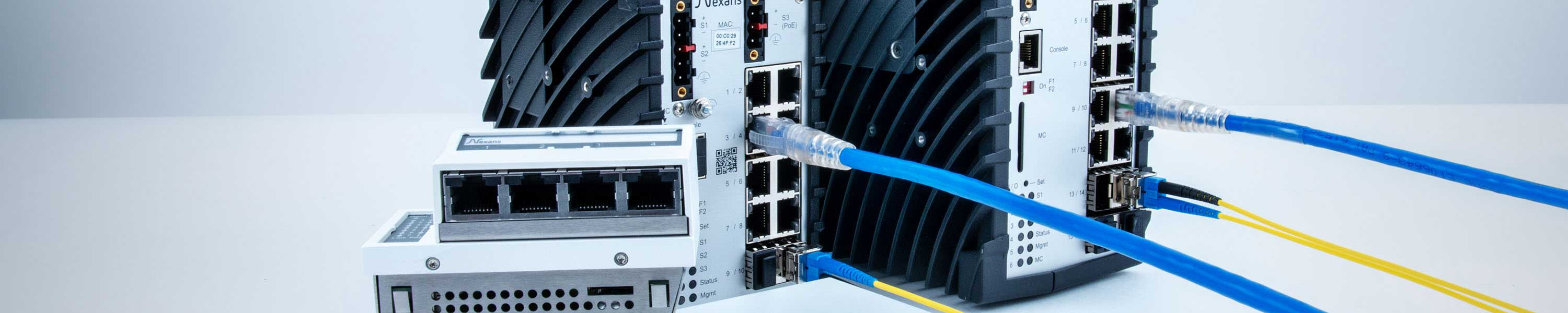 Ethernet Switchsysteme :: Solutions