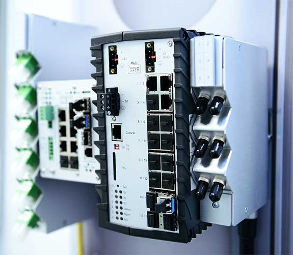 ANS Ethernet Switche