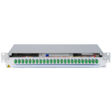 901251 - CCM Patchpanel 1HE Alu PRO