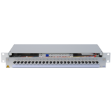 901284 - CCM Patchpanel 1HE Alu PRO