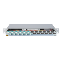 906358 - CCM Patchpanel 1HE Alu