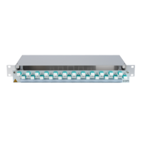 906378 - CCM SpiderLINE Patchpanel 1HE Alu