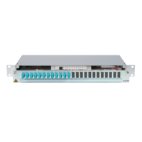 906466 - CCM Patchpanel 1HE Alu