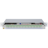 912786 - CCM Patchpanel 1HE Alu PRO