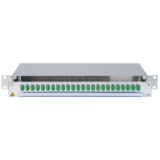 922779 - CCM SpiderLINE Patchpanel 1HE Alu PRO