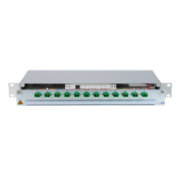 928410 - CCM Patchpanel 1HE Alu PRO