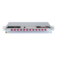 932810 - CCM Patchpanel 1HE Alu PRO
