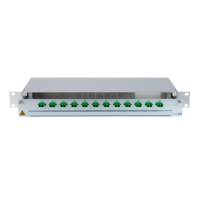934035 - CCM SpiderLINE Patchpanel 1HE Alu PRO