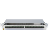 940175 - CCM SpiderLINE Patchpanel 1HE Alu PRO