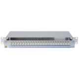 942247 - CCM SpiderLINE Patchpanel 1HE Alu PRO