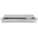 945026 - CCM SpiderLINE Patchpanel 1HE Alu PRO