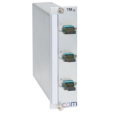 949170 - EasyCONNECT MTP Transitionmodul TM12 3HE/7TE Alu