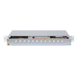 901218 - CCM Patchpanel 1HE Alu PRO