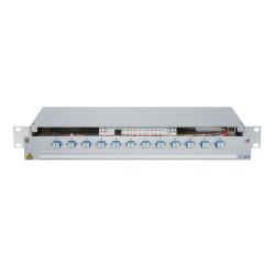 901214 - CCM Patchpanel 1HE Alu PRO