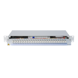 901239 - CCM Patchpanel 1HE Alu PRO