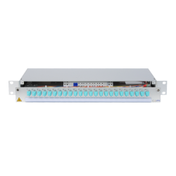 901244 - CCM Patchpanel 1HE Alu PRO