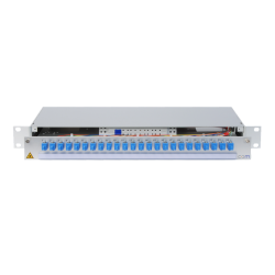 901229 - CCM Patchpanel 1HE Alu PRO