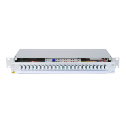 901839 - CCM Patchpanel 1HE Alu PRO