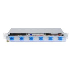 901254 - CCM Patchpanel 1HE Alu PRO