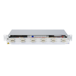 901266 - CCM Patchpanel 1HE Alu PRO