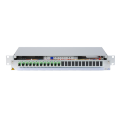 901200 - CCM Patchpanel 1HE Alu PRO