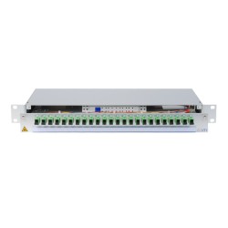 901201 - CCM Patchpanel 1HE Alu PRO