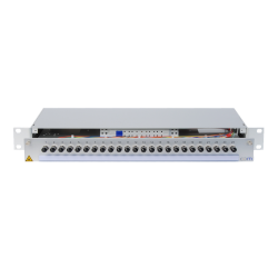 901290 - CCM Patchpanel 1HE Alu PRO