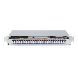 901747 - CCM Patchpanel 1HE Alu PRO