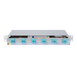 901268 - CCM Patchpanel 1HE Alu PRO