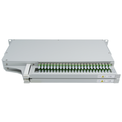 905862 - CCM Patchpanel 1HE SLITE PRO links