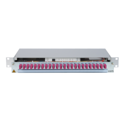 906490 - CCM Patchpanel 1HE Alu