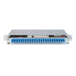 906424 - CCM Patchpanel 1HE Alu