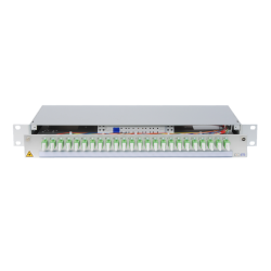 913981 - CCM Patchpanel 1HE Alu PRO