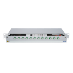 923847 - CCM Patchpanel 1HE Alu PRO