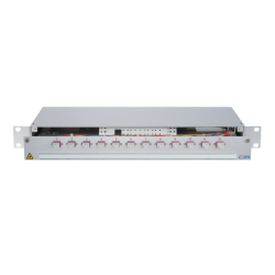 932807 - CCM Patchpanel 1HE Alu PRO