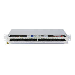 934977 - CCM Patchpanel 1HE Alu PRO