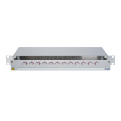 938314 - CCM SpiderLINE Patchpanel 1HE Alu PRO