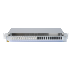 CCM SpiderLINE Patchpanel 1HE Alu PRO