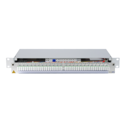 947234 - CCM Patchpanel 1HE Alu PRO