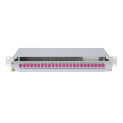 947536 - CCM SpiderLINE Patchpanel 1HE Alu PRO