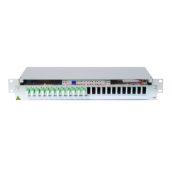 948540 - CCM Patchpanel 1HE Alu PRO